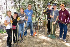 UMCWV Youth Work Trip Beyond Our Community