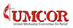 Beyond Our Community UMCOR Logo