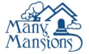 Many Mansions Logo Local Outreach